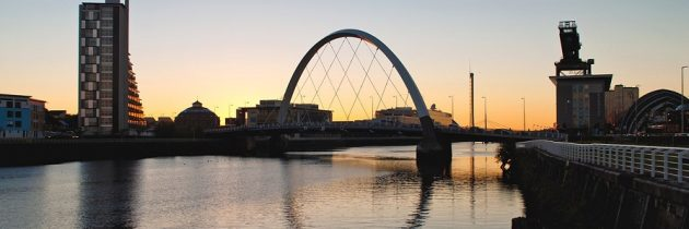 What is Glasgow known for?